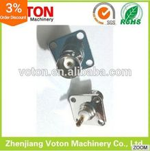 BNC male crimp right angle connector for RG59 cable