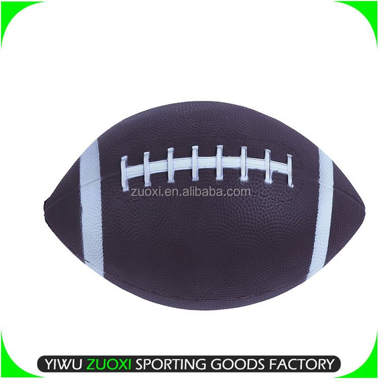 Top fashion Custom design leather american football manufacturer sale
