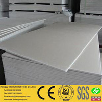 China unit weight gypsum board prices