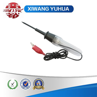 High quality 12V DC circuit tester with cable for battery