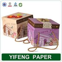popular new year gift box,promotional gifts for new year,2014 calendar mouse pad gift packaging chinese new years