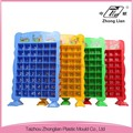 School furniture CE durable colorful cheap plastic cup rack