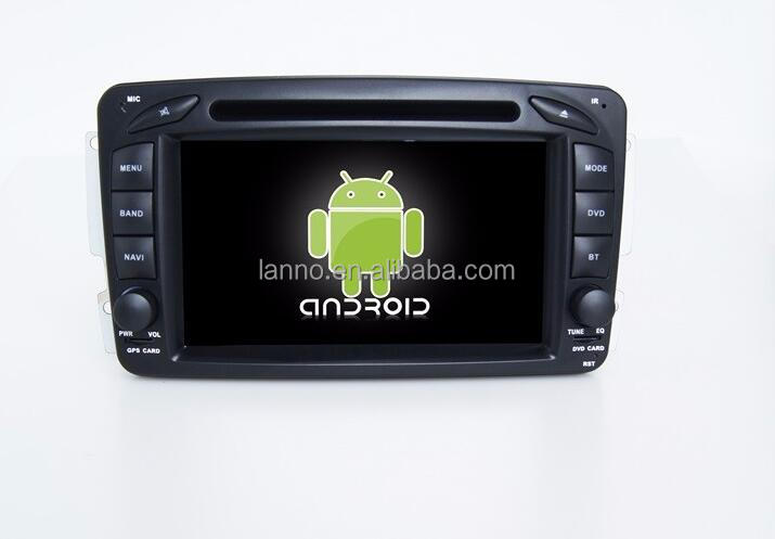 Top quality for B enz Car GPS Navigation andriod with GPS Radio,Navigation Bluetooth,car stereo android system with C