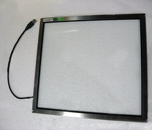 Display IR Touch Screen Monitor 27 inch for AD player