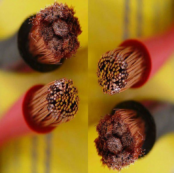 Pvc Sheathed High Quality Used Cambodia Electric Wire And Cable Making wring