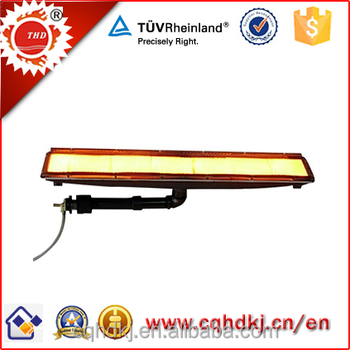 Bakery Accessory heating --Ceramic Infrared burners HD262
