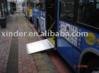 Electric Wheelchair Ramp for City buses
