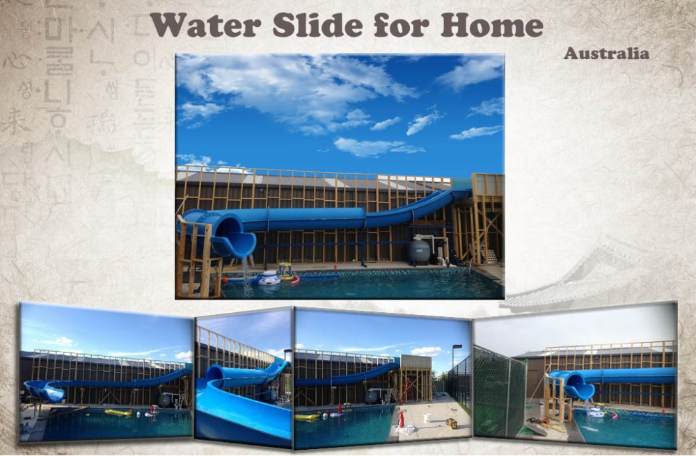 Commercial Fiberglass Swimming Pool Slides For Sale Buy