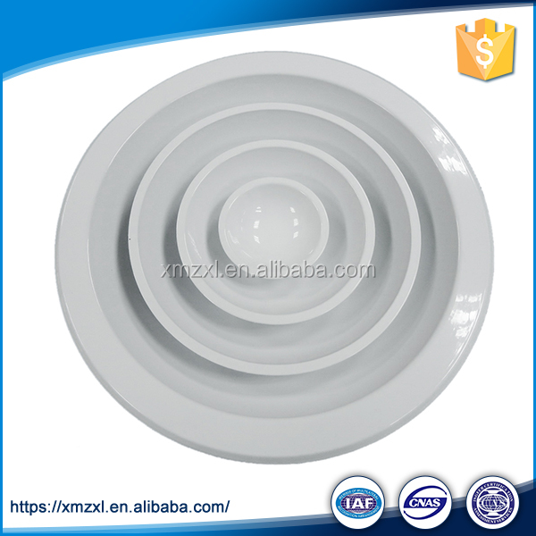 100% Factory Directly Round Ceiling Air Diffuser