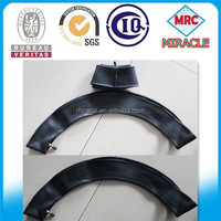 natural rubber motorcycle inner boy tube 300-18