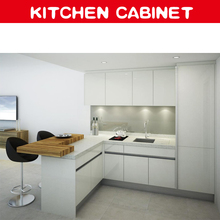high gloss acrylic kitchen wall hanging cabinet door with dtc hardware