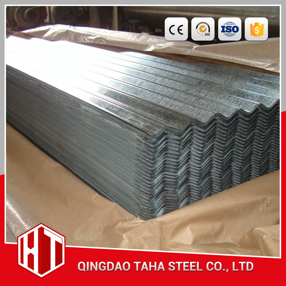 corrugated roof panelpre painted metal roofing sheet sgcc dx51dwear resistant colored corrugated iron roof sheet