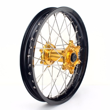 19'' Inch 36 spoke motorcycle wheel sets and rim for sales