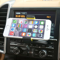 Car phone holder car mount CD/DVD Slot Mount Mobile Phone Holder