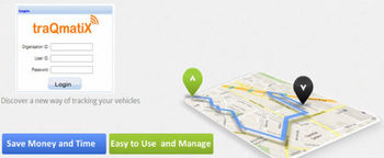 traQmatiX - GPS Vehile tracker software