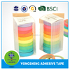 Wholesale fashion paper tape decoration masking tape for stationery