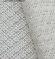 Factory direct cheap net polyester sandwich net mesh fabric