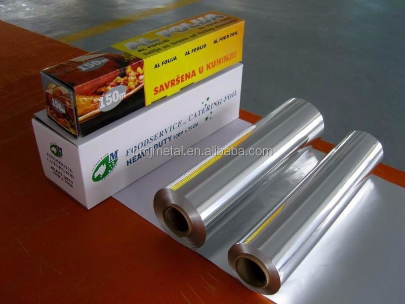 Aluminum Foil Small Roll for Kitchen