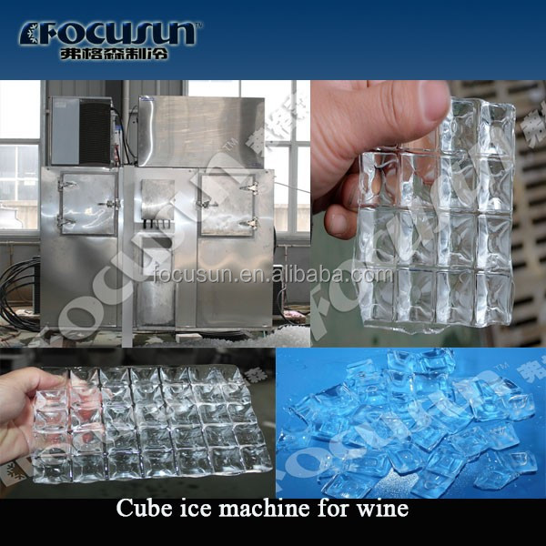whisky ice machine/ ice CUBES maker