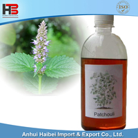 Natural extract Patchouli essential oil
