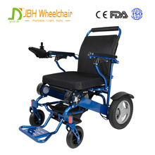Outdoor Four wheels 250W brushless adult electric wheelchair