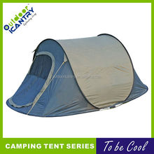 camping pop up tent fast opening pop up tent easy packed pop up tent