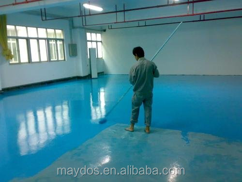 concrete sealer stone hard concrete anti dust epoxy floor paint