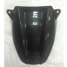 new motorcycle parts motorcycle accessories carbon fiber rear fender for Huanglong 300&600
