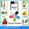 ATZ Bluetooth Lost Item Locator Anti-Lost Alarm Whistle Bluetooth Wireless Key Finder with GPS Tracker