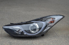 For Hyundai Elantra 2011 LED auto lamp modified/tuning/refit