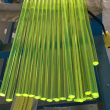 Fast Delivery Good Toughness Clear Hard Plastic Square Rod