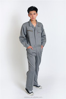 Cheap Workwear clothing industrial factory worker uniform, Labor Uniform wholesale, Work Clothes red