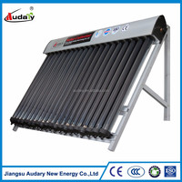 Small Balcony solar collectors for water heater