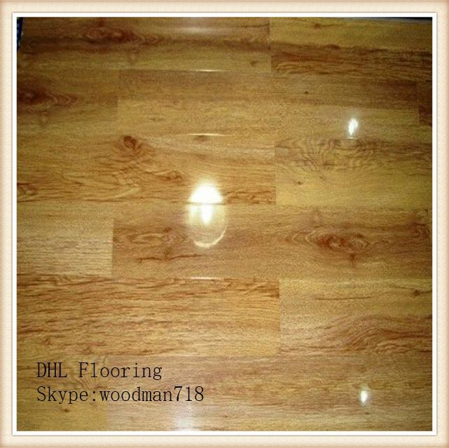 EIR grey oak laminate floor wood series