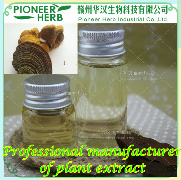 Phellinus Linteus Extract Solution is a highly effective natural whitening active ingredient