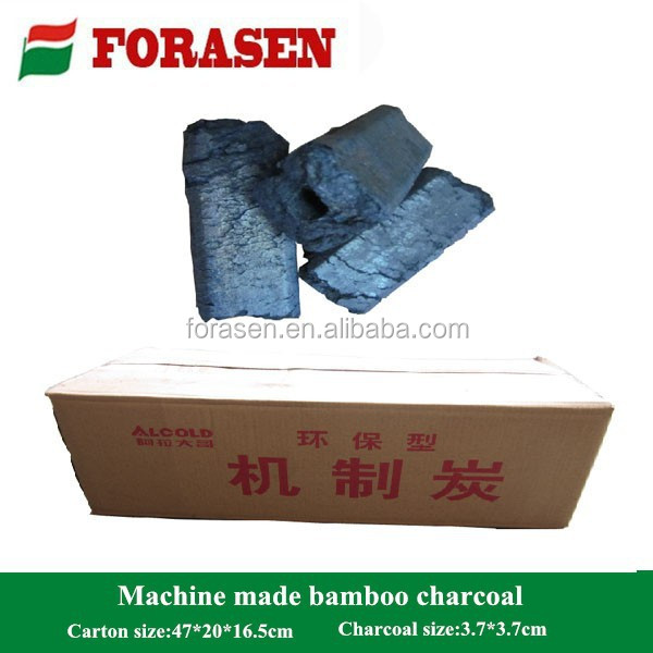 Machine-made sawdust charcoal,bamboo charcoal