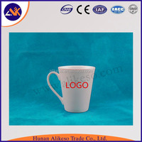2016 New arrival reasonable price porcelain ceramic mugs promotional gift for christmas from China factory supply