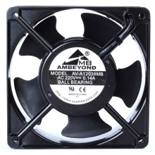 5/7 blades 120x120x38mm 4Inch ,120mm ac fan
