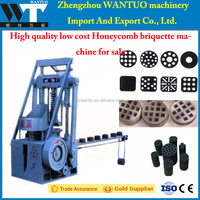 High quality low cost Honeycomb briquette machine for sale