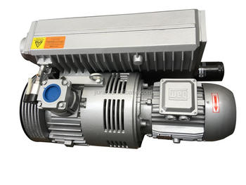 300m3/h 7.5kw Oil Lubricated Rotary Vane Vacuum Pump