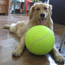Giant Tennis Dog Toys Ball 9.5 Inch Pet TOY Big Tennis Pet Toy