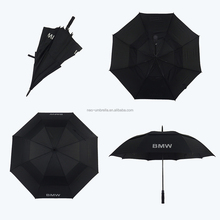 "30""*8k Promotional Golf Umbrella for Car Brands"