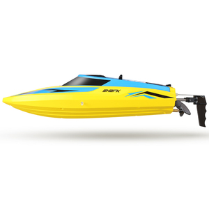 25km/h Racing RC Boat High Speed Boat Kits Strong ABS Unibody Remote Control