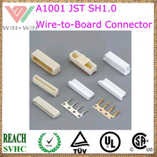 1.0mm pitch A1001 JST SH1.0 Electronic Wire to Board Connector