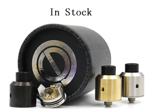 2016 Hot Selling Black,Gold,SS O-atty rda Atomizer High quality Clone 1:1 O atty rda Atomizer VS Narda rda