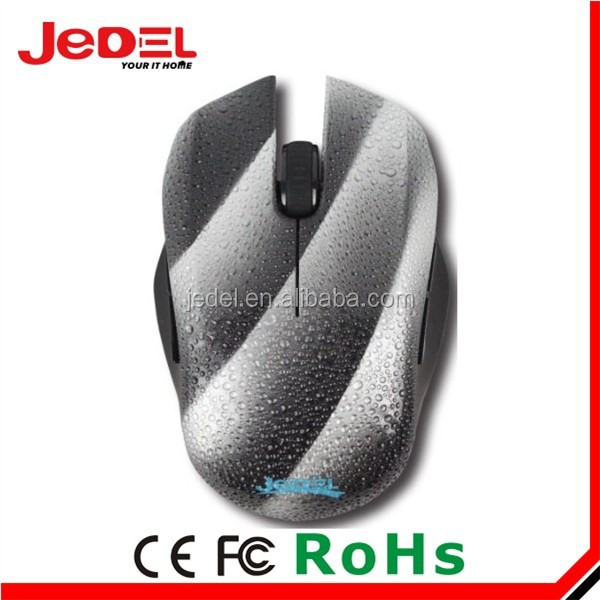 2014 computer accessories unique 2.4g wireless gaming mouse