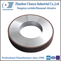 1A1 Flat shape new product bevel edge grinding diamond wheels manufacturer