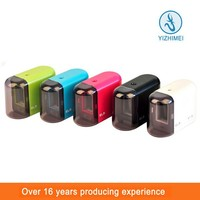Electric electronic pencil sharpener with USB adapter