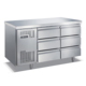 TC0.3N4W 4 Drawers Refrigerated Chef Base Wholesale