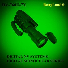 Digital camcorder monocular night vision